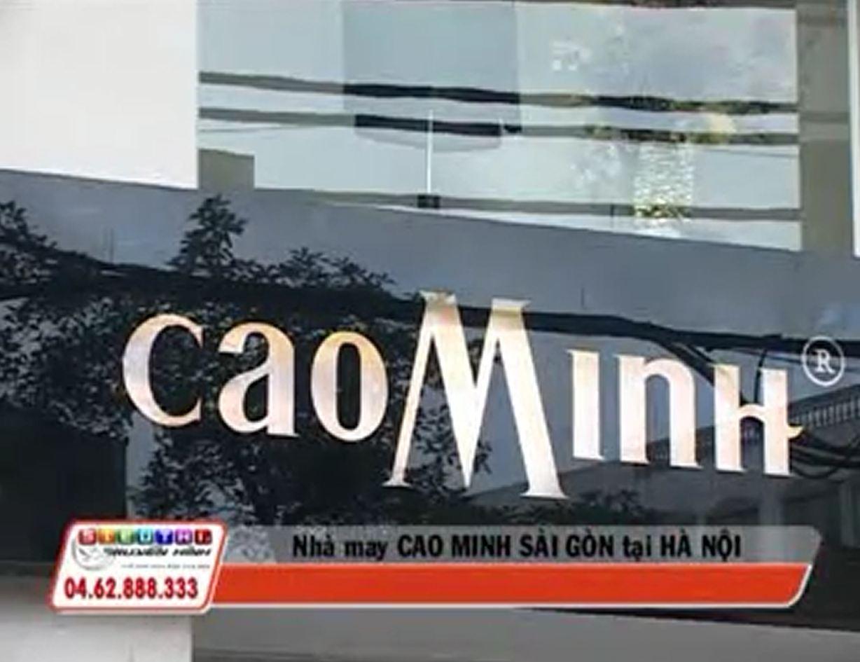 nhà may áo comple nam tại Cao Minh Sài Gòn