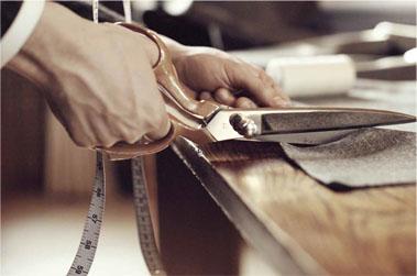 Cắt may áo vest nam Suit Tailor Cao Minh