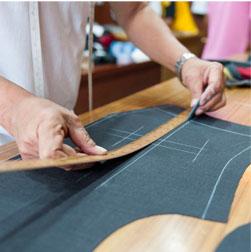 Thỏa sức sáng tạo Suit Tailor Cao Minh