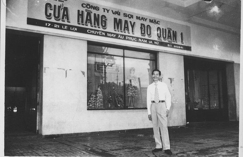 Tiệm May Vest Nam Cao Minh Đầu Tiên