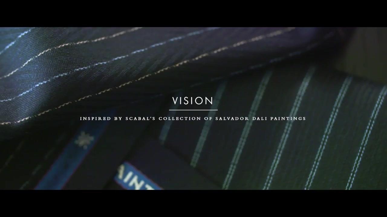 BỘ SƯU TẬP VẢI VISION CỦA SCABAL